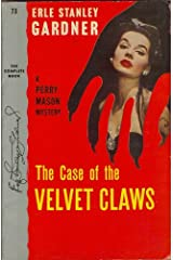 The Case of the Velvet Claws (Perry Mason Series Book 1) Kindle Edition