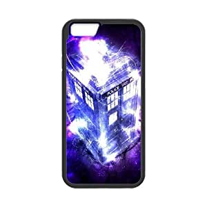 High Quality Phone Back Case Pattern Design 13DOCTOR WHO Design- For Apple Iphone 6 Plus 5.5 inch screen Cases