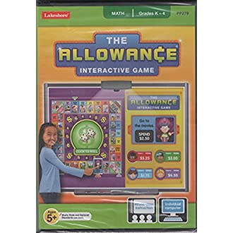 The Allowance Game - Single License CD-ROM