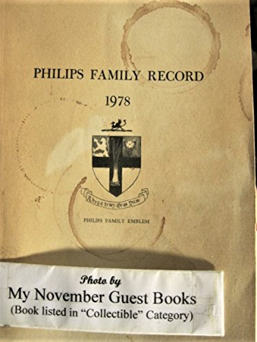 Philips Family Record 1978