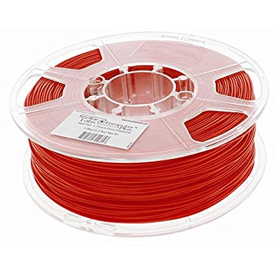 1.75mm Cardinal Red ABS 3D Printing Filament 1kg (2.2lbs) Spool