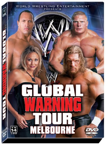 WWE - Global Warning Tour - Australia Colorado Stores