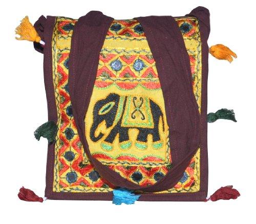 Borse A Tracolla In Cotone Vintage Indiano Per Borsa Da Donna Tradizionale Firmata