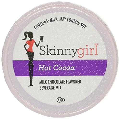Skinnygirl Indulgent Beverages, Hot Cocoa, 24 Count
