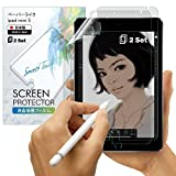 BELLEMOND 2 Set - Made in Japan High Grade Kent Paper-Like Screen Protector for iPad Mini 5 & 4 7.9'- Reduces Pen Point Wear by 50% Compared to Normal Paperlike - for Apple iPad Mini 7.9 Inch 2019
