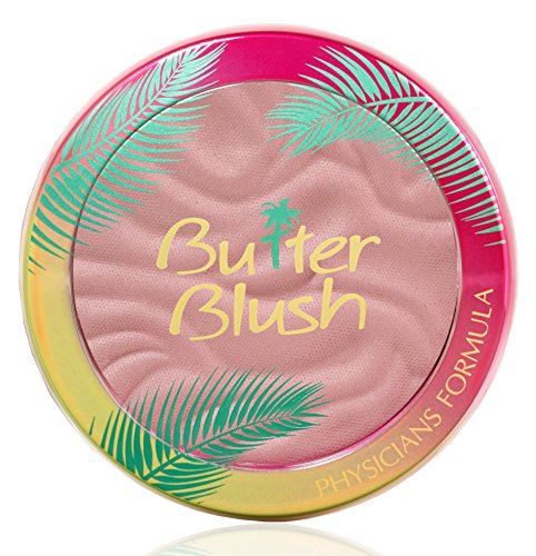 Physicians Formula Murumuru Butter Blush, Plum Rose, 0.26 Ounce