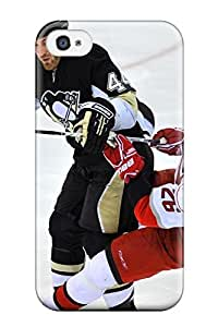 Muriel Alaa Malaih's Shop 8964000K374731140 hockey nhl pittsburgh penguins carolina hurricanes NHL Sports & Colleges fashionable iPhone 4/4s cases by icecream design