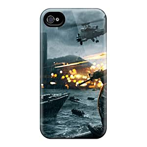 Iphone Covers Cases - Battlefield 4 Siege Of Shanghai Protective Cases Compatibel With Iphone 6