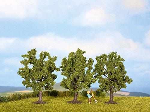 Noch 25110 Fruit Tree 3-1//8 3// H0,Tt Scale  Model Kit G1HQJ