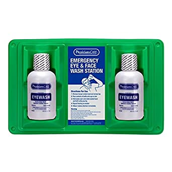 Eye & Skin Flush Emergency Station/Replacement Twin Bottles, 32 oz, Sold As 1 Each Claudia Stevens Age Defying Deep Cleansing Tissues