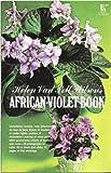 img - for Helen Van Pelt Wilson's African-violet book book / textbook / text book