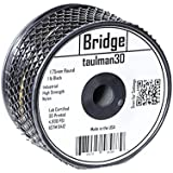 Taulman BRIDGE Filament, 1.75 mm, BLACK