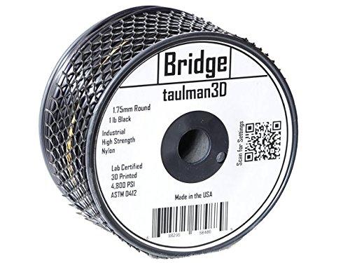 Taulman BRIDGE Filament 1 75 BLACK