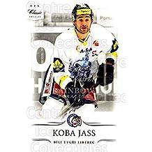 (CI) Koba Jass Hockey Card 2014-15 Czech OFS Classic Rainbow 266 Koba Jass