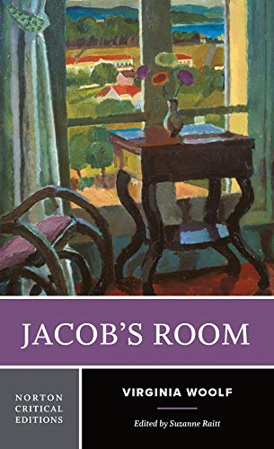 Jacob's Room (First Edition) (Norton Critical Editions)