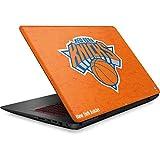 Skinit NBA New York Knicks Omen 15in Skin - New York Knicks Orange Primary Logo Design - Ultra Thin, Lightweight Vinyl Decal Protection
