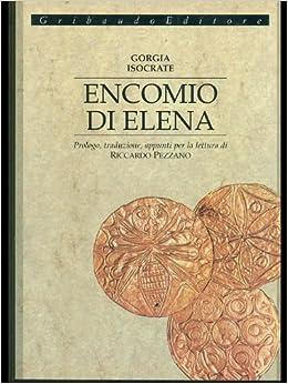 ENCOMIO DI ELENA ISOCRATE PDF DOWNLOAD