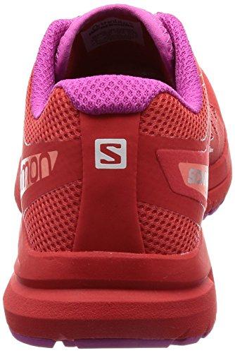 Salomon Sonic Pro 2 Women's Chaussure de Course À Pied - SS17 Red 5dBL1nkO