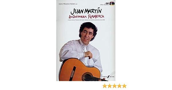 La Guitarra Flamenca By author Juan Martin October, 2008: Amazon ...