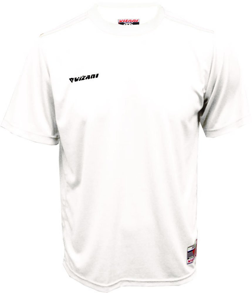 Vizari Velez Jersey B0079V538C Small|ホワイト ホワイト Small