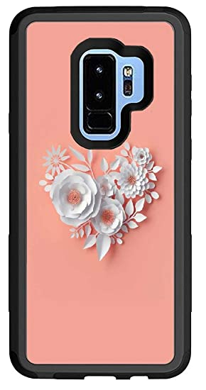 Amazon Com Samsung Galaxy S9 Plus Case Custom Flower Wallpapers