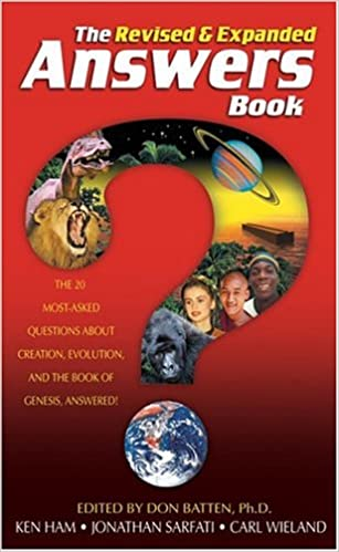 The Answers Book: Answers to the 12 Most-Asked Questions on Genesis