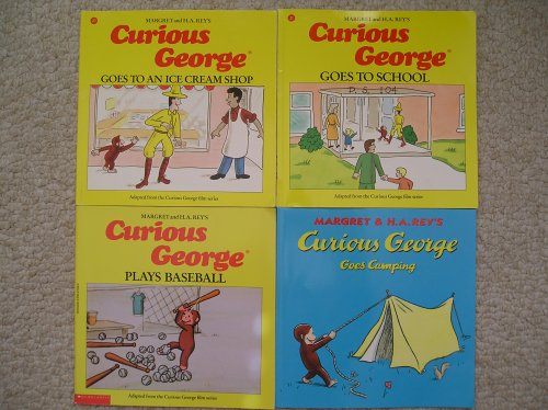 curious george and the ice cream - 8