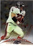 Jamal Anderson 1998 Topps Finest Technology Football (Falcons)
