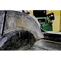 HushMat 625614 Sound and Thermal Insulation Kit (1961-1964 Chevy B Body Trunk)