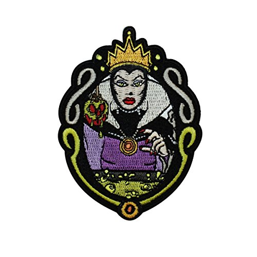 Snow White's Evil Queen Disney Villain Patch DIY