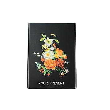 Color Caja De Cartón Ropa Ropa Interior Cajas De Regalo Express Carton_A14: Amazon.es: Oficina y papelería