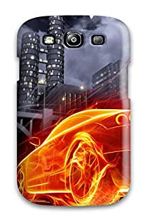 New Jeremy Myron Cervantes Super Strong Vehicle Tpu Case Cover For Galaxy S3