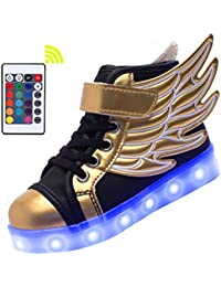 Amazon Com Gold Shoes Boys Clothing Shoes Amp Jewelry