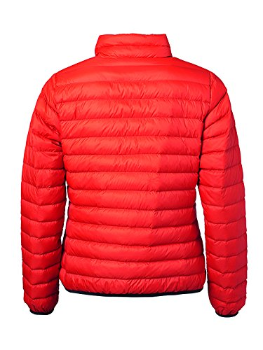 Silver Orange burnt James Women's Down Jacket amp; Nicholson agqU0Y