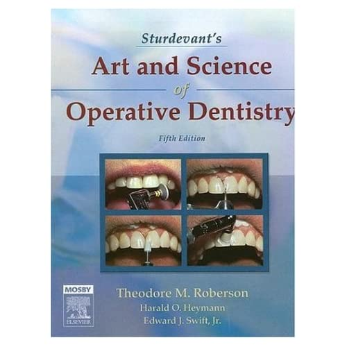 Pdf] sturdevant's art and science of operative dentistry, 5e.