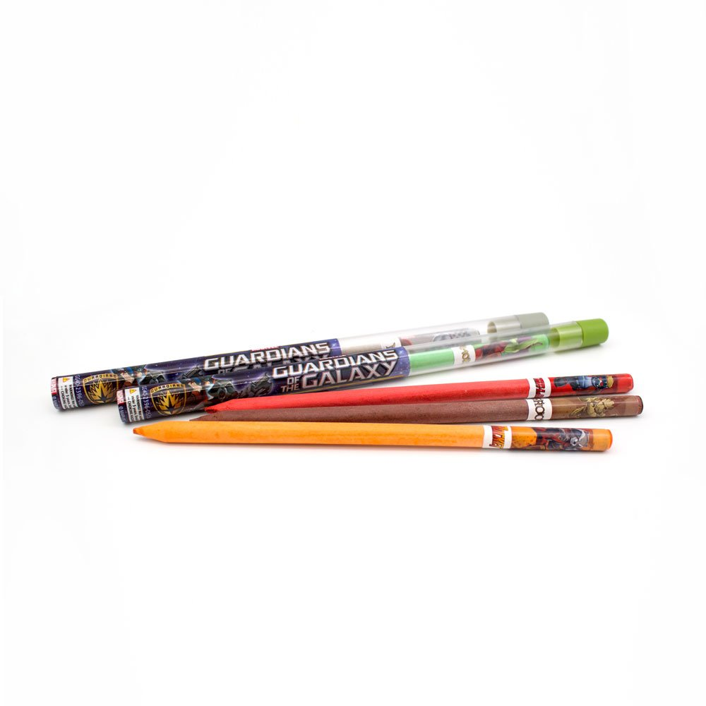 Marvel Guardians of The Galaxy Colored Smencils 5-Pack of Scented Coloring Pencils Scentco Inc.