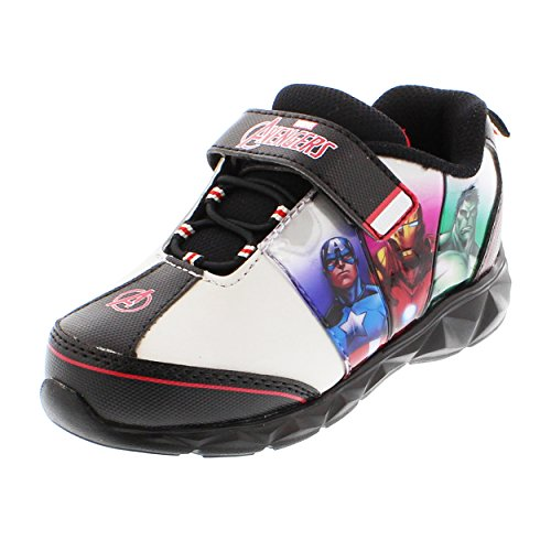 kids captain america shoes - 2