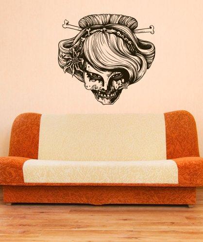 Stickerbrand Vinyl Wall Decal Sticker Zombie Geisha 1235s -