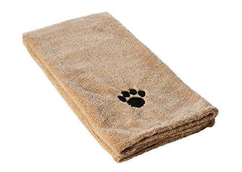Ultra-Absorbent Pet Bath Towel for Small, Medium, Large Dogs and Cats, Machine Washable 44