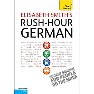 Rush-Hour German: Teach Yourself Audiobook