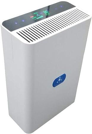 BJYXSZD Purificador de Aire para el Dormitorio de la contaminación ...