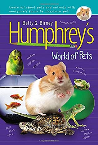 book cover of Humphrey\'s World of Pets