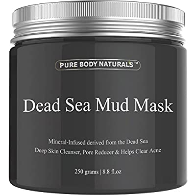 Beauty Dead Sea Mud Mask for Facial Treatment