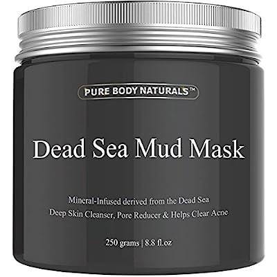 Beauty Dead Sea Mud Mask for Facial Treatment, 250g / 8.8 fl. oz.