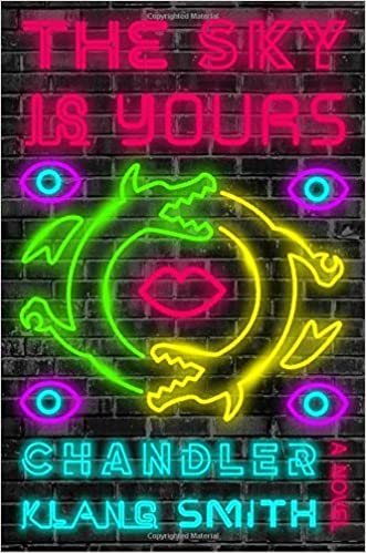 Image result for the sky is yours by chandler klang smith