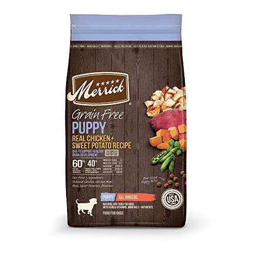 Merrick Grain Free Puppy