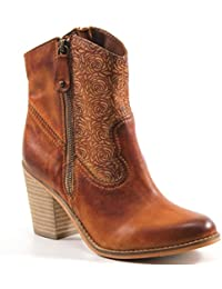 Light House Western Ankle Boot