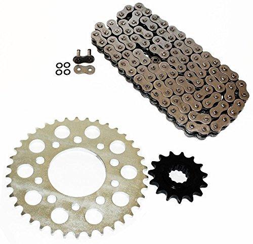 Chain Sprocket O-ring - 1991-2003 Honda CB750 Nighthawk 750 O Ring Chain And Sprocket 15/38 525-110