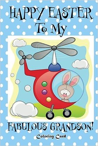 Grandson Easter Card
