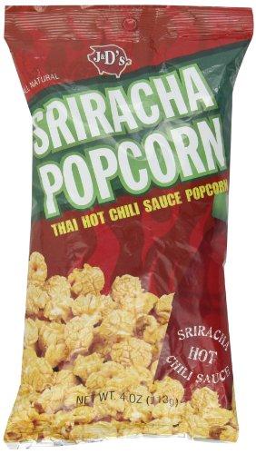 UPC 617401747191, J&D's Sriracha Popcorn